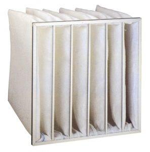 Washable bag filter